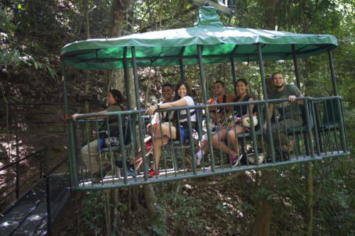 Aerial Tram Rain Forest Adventure