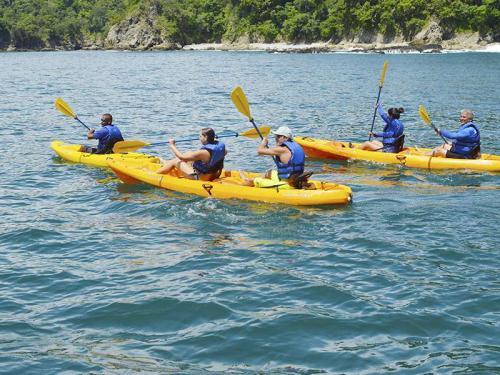 Ocean Kayak and Snorkel