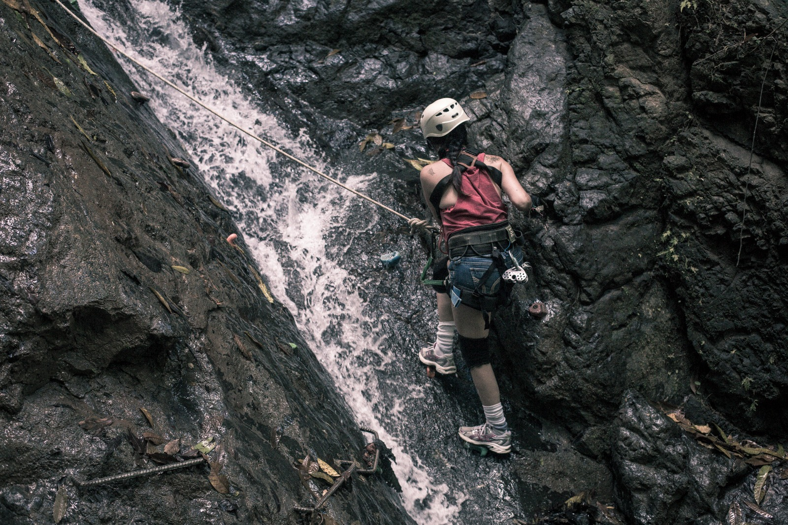 Canyoning Exciting Multi-Sport Adventure (10)