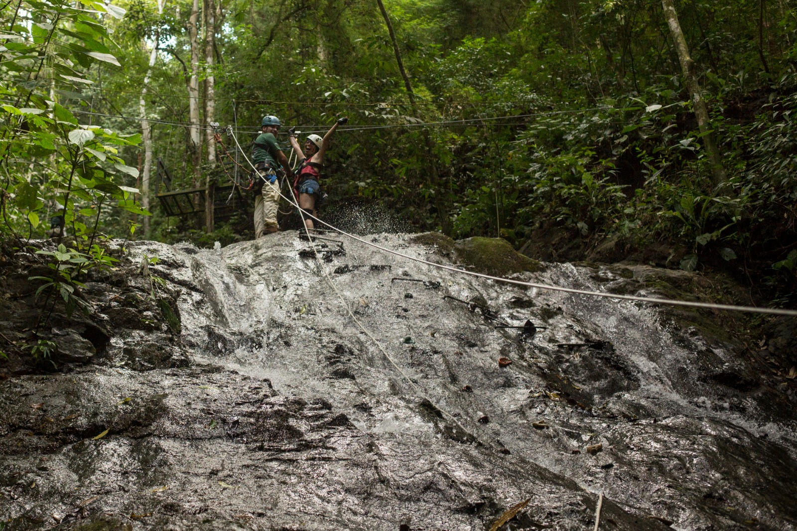 Canyoning Exciting Multi-Sport Adventure (11)