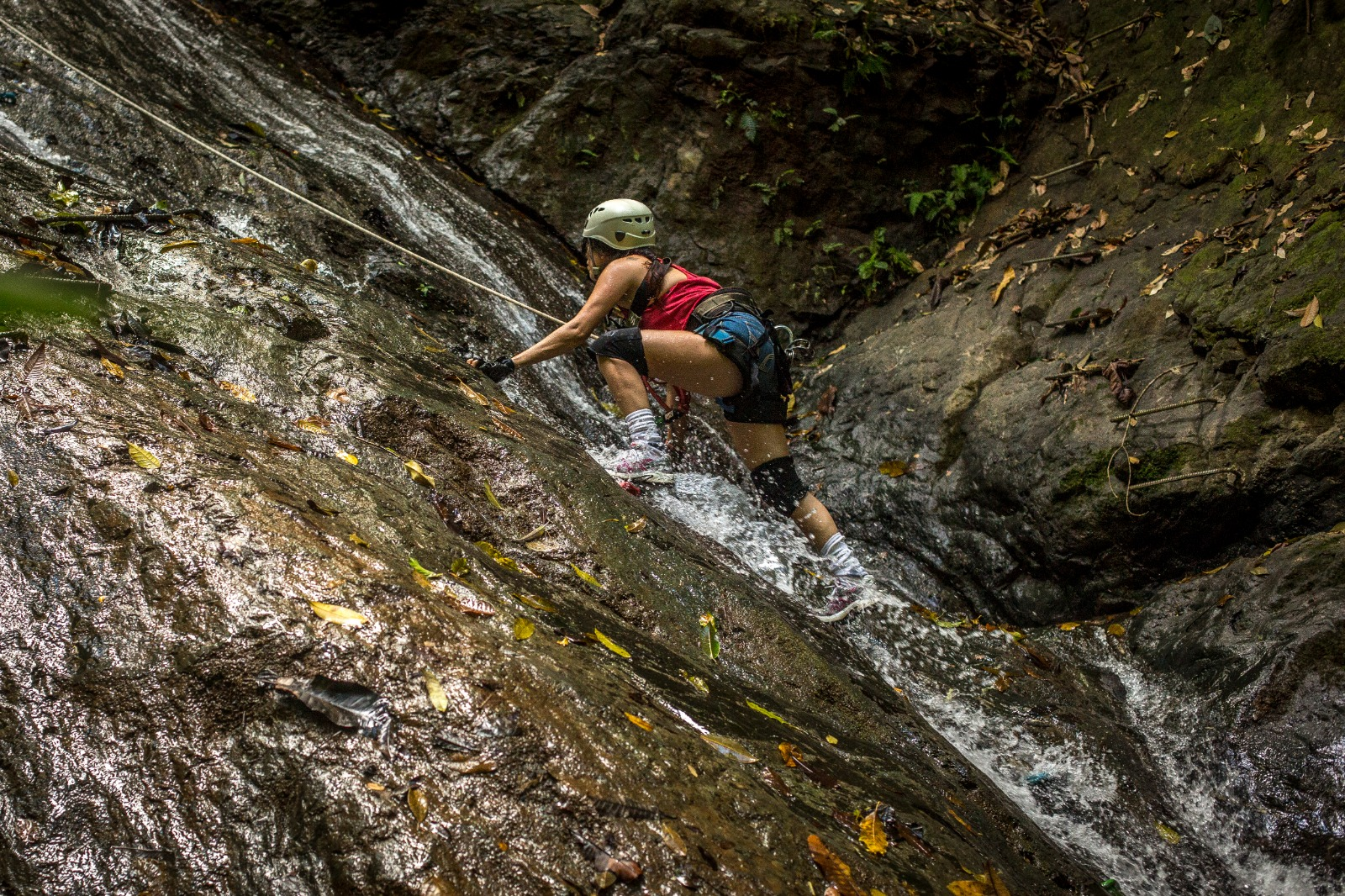Canyoning Exciting Multi-Sport Adventure (12)