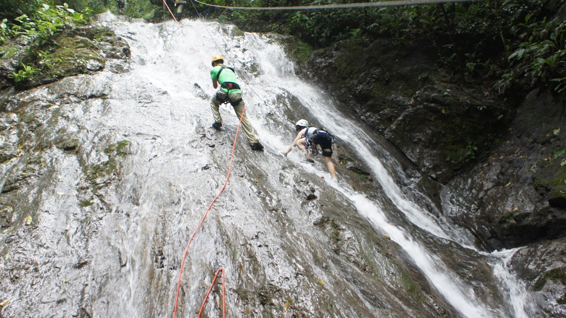 Canyoning Exciting Multi-Sport Adventure (5)
