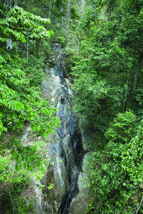 Canyoning Exciting Multi-Sport Adventure (6)