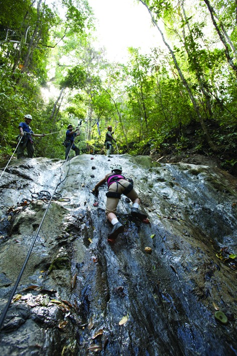Canyoning Exciting Multi-Sport Adventure (8)