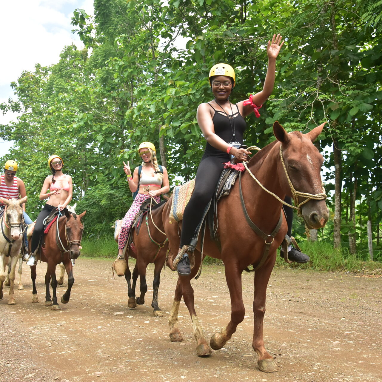 Horseback Riding and Waterfall Tour (13)