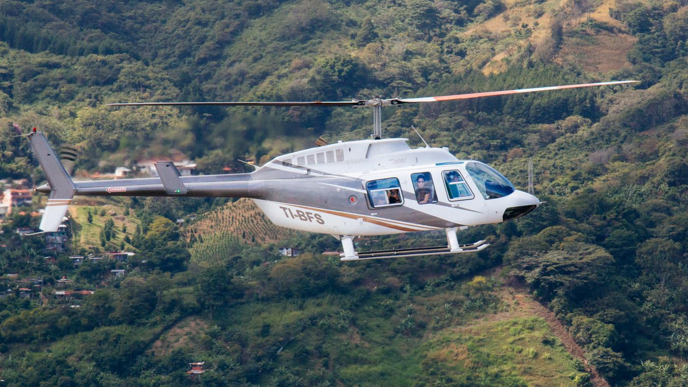 Private Helicopter (3)