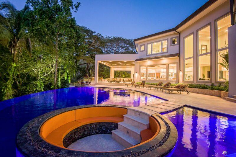 Costa Rica Rainforest Luxury Vacation Rental