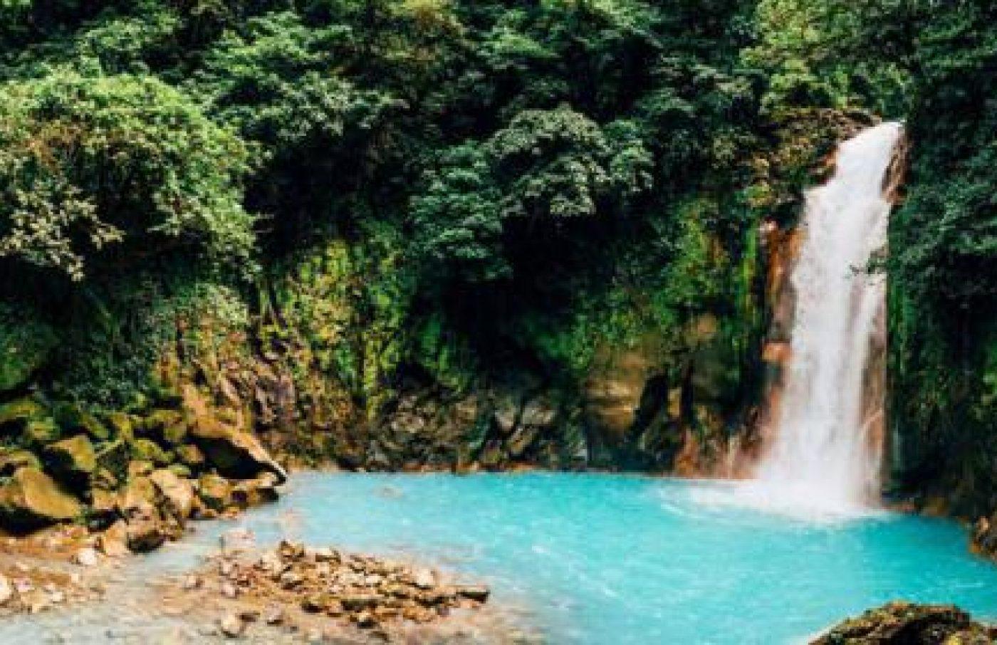 Rio Celeste and Tenorio Volcano Private Tour